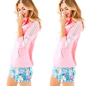 NWT Lilly Pulitzer Skipper Popover Size Small